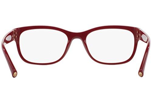 Giorgio Armani Montures de lunettes 7017 Pour Femme Black, 51mm 5116: Red