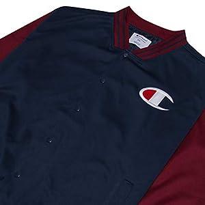 Champion Mens Jacket Big and Tall Jackets for Men Varsity Bomber Jacket Men