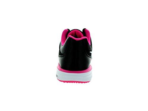 Nike Wmns Tri Fusion Run, Zapatillas de Running para Mujer Negro (Black / White-Pink Foil)