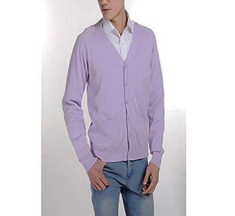 Women Girls Boys Knitted Cotton V-Neck Sweater JK Uniform School Pullover Long Sleeve Cardigan