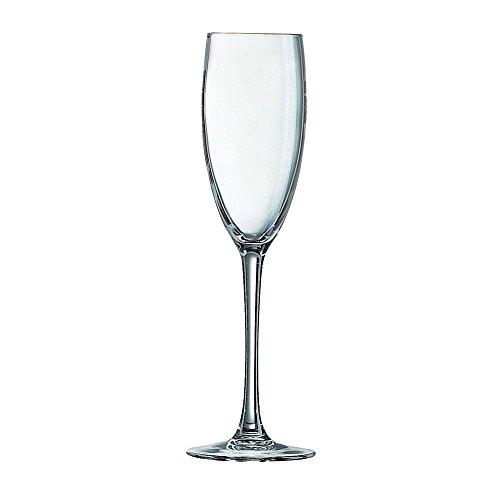 Chef & Sommelier 48024 Cabernet 6 Oz. Flute Glass - 24 / CS