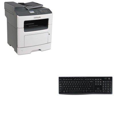 KITLEX35S5700LOG920003051 - Value Kit - Lexmark MX310dn Multifunction Laser Printer (LEX35S5700) and LOGITECH, INC. K270 Wireless Keyboard (LOG920003051)