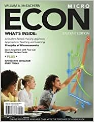 Book ECON for Microeconomics (with Premium Web Site Printed Access Card) 1st (first) edition Text Only