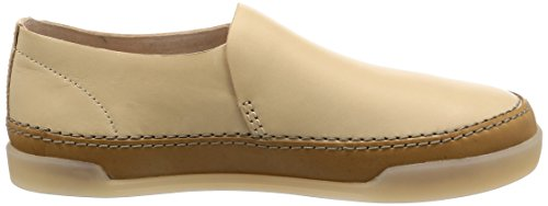 Hope Clarks Leather para Zapatillas Beige Hidi Nude Mujer AqPqa5xw