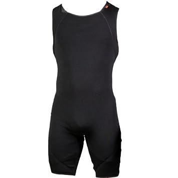 Ocean Rodeo calor ropa interior traje, negro