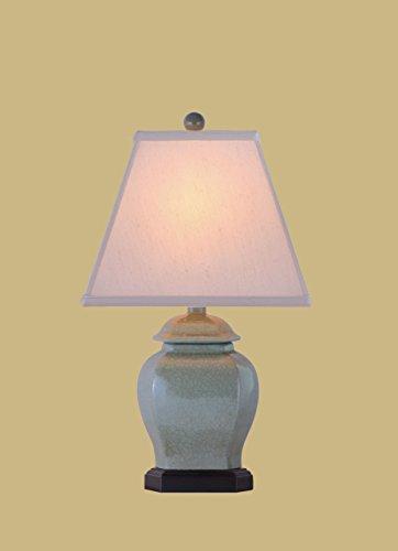 Celadon Jar Lamp LG/12MOW 7.5