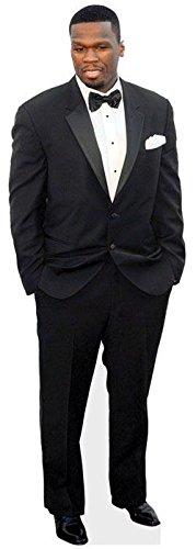 50 Cent Life Size Cutout Celebrity Cutouts