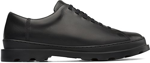 (Camper Brutus K100245-004 Casual Shoes Men Black)