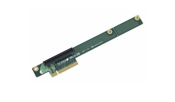 Supermicro RSC-RR1U-E8 1U Left Slot PCI-Express x8 Riser Card