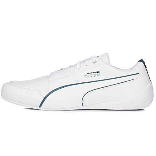 Drift Mapm White Chaussures Black White puma Cat 7 Ville Mode Puma T7ZxnFT