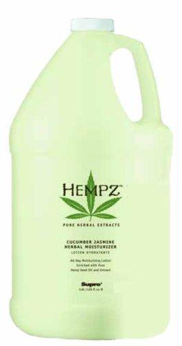 (Hempz Cucumber and Jasmine Herbal Moisturizer Gallon 128 ounce )