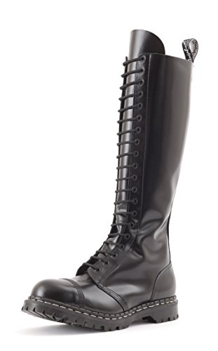 Cheap Real Leather Boots - 7