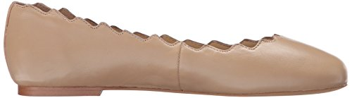 Sam Edelman Mujer Francis Ballet Flat Classic Nude Leather