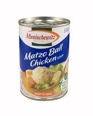 The Manischewitz Company Soup, Matzo Ball&Chckn, Nat, 14-Ounce (Pack of 6) ()