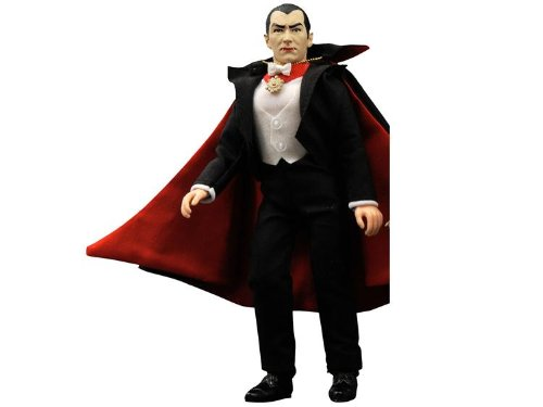 Universal Monsters Retro Series 2 Cloth Figure Dracula - Universal Monsters Retro Cloth