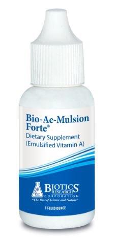 Biotics Research - Bio-Ae-Mulsion Forte 1oz