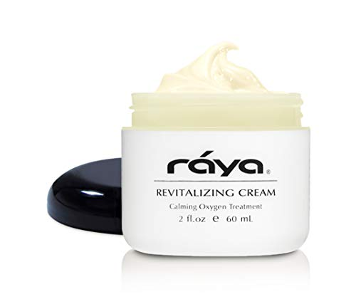 RAYA Revitalizing Cream (307) | Moisturizing, Regenerating, and Calming Facial Day and Night Cream for Dry and Irritated Skin | Nourishes and Helps Reduce Fine Lines and Wrinkles