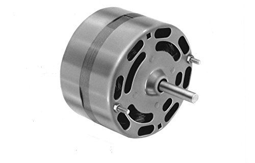 Purpose Fasco General Motor (Fasco D116 4.4-Inch General Purpose Motor, 1/15 HP, 115 Volts, 1500 RPM, 1 Speed, 2.4 Amps, OAO Enclosure, CWSE Rotation, Sleeve Bearing)