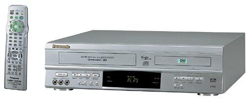 Panasonic PV-D4761 DVD/VCR Combo (Panasonic Receiver Av)