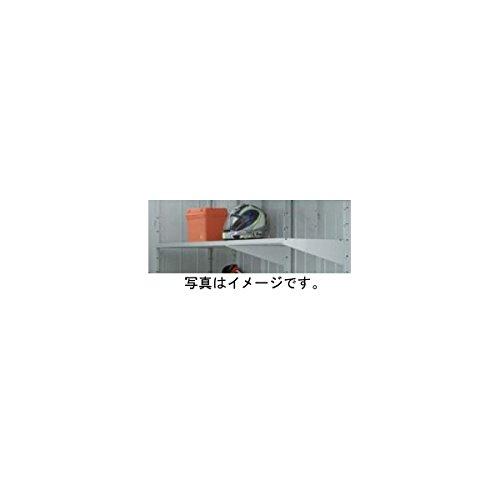 *配送は関東東海限定 イナバ バイク保管庫 FXN-2634S用別売り棚Cセット *物置本体と同時購入価格   B00FMI2FOO