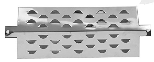 Replacement Stainless Steel Heat Plate for Aussie 7710.8.641, 7710S8.641, Koala 7900 Gas Grill (7900 Replacement)