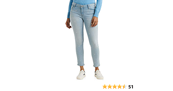 Lucky Brand Lolita - Pantalones vaqueros ajustados para mujer ...