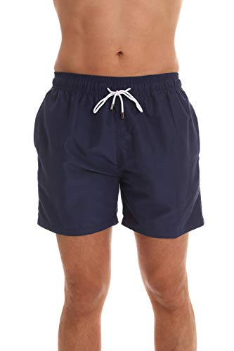 - Whiskey and Oak Men's Bathing Suit Swim Trunks 94950-NVY-2XL Navy