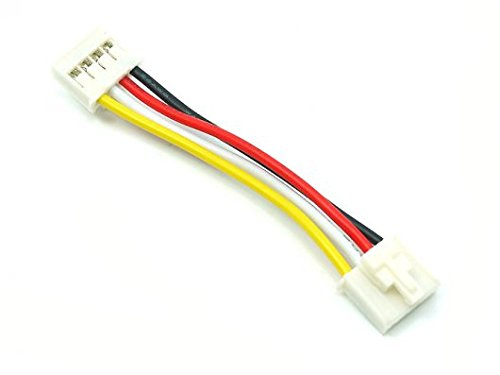 ZIYUN Grove - Universal 4 Pin Buckled 5Cm Cable (5 Pcs Pack)