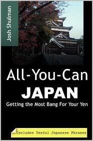 Book All-You-Can Japan Publisher: CreateSpace