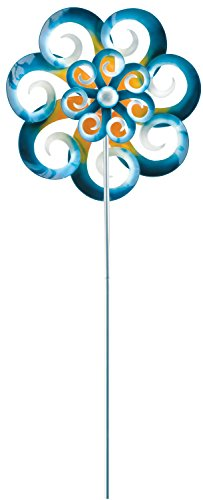 Regal Art & Gift Kinetic Stake, Double Wave, 26-Inch