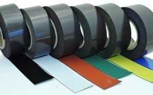 Werkstatt Pr/äsentationen f/ür Whiteboards Magnetband Kennzeichnungsband farbig Flipcharts von Lager Breite 20mm Magnetstreifen 5m Rolle Zum Beschriften und Markieren Farbe:weiss
