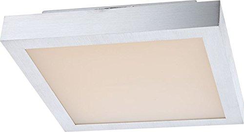 LED Lámpara de techo 1 lámpara focos plafón Piso con detector de movimiento (techo foco, sensor, Lámpara de salón, dormitorio, Cocina lámpara, 30,4 cm, ...