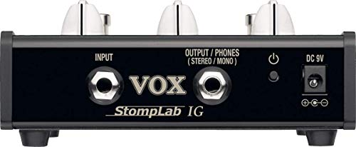 VOX StompLab 1G Guitar Multi Effects Modeling Pedal 3