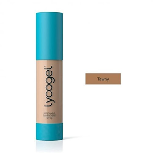Lycogel Make-Up Breathable Camouflage Foundation 20ml TAWNY by Lycogel