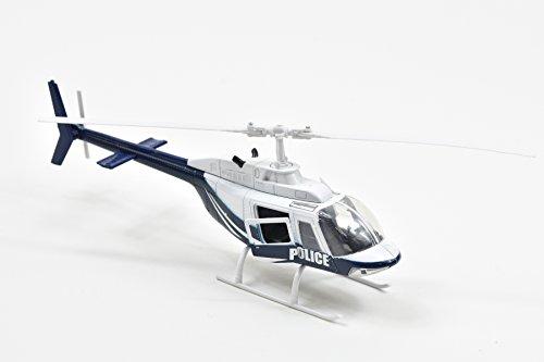 26073 New Ray 206 Jetranger 1//34 Model Police