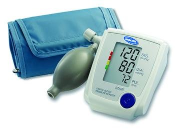 Invacare® Advanced Manual Inflate Blood Pressure Monitor