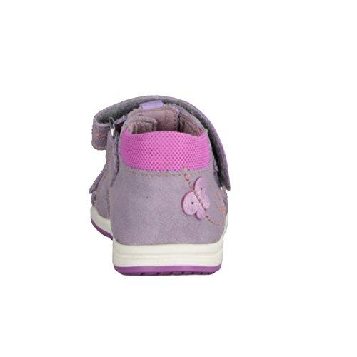 Däumling 120151S-27- Kinderschuhe Lauflernschuhe Gr. 18 - 26, Mehrfarbig, leder/textil