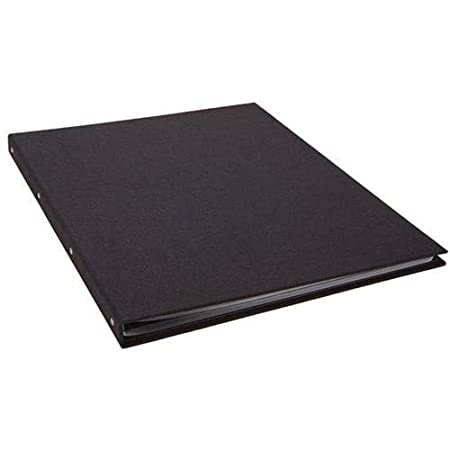 ProFolio by Itoya 11 x 14 Inches Professional Art and Photography Presentation Book Portfolio With 24 Pockets