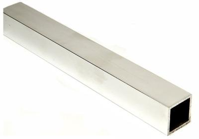 Forney 49250 Square Aluminum Tubing, 3/4'' x 3/4'' x 1/16'' x 3' by Forney