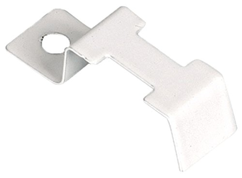 WAC Lighting LED-HVT-CL2 Flexline Mounting Clip Single Fastened (Pack of 10), White