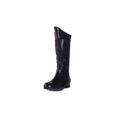 Ellie Shoes Boys Shazam (Black) Child Boots Black Large (Shazam Black Child Boots)