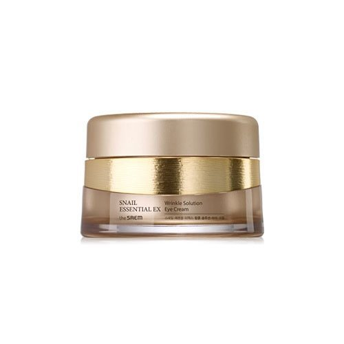 The Saem Snail Essential EX Wrinkle Solution Eye Cream from The Saem