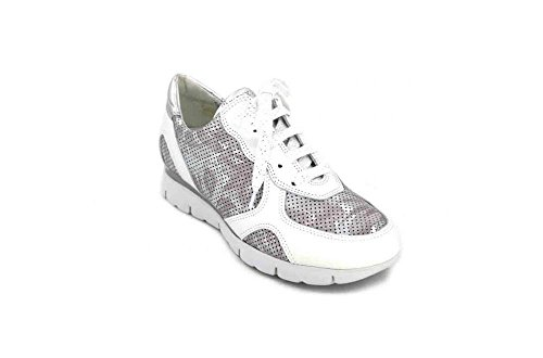 FLEXX White Movie Donna The Silver Sneaker UOq0wZ