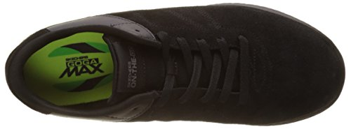 Nero Go Running The Black Uomo Scarpe on Glide Skechers Sharp OqTRE8