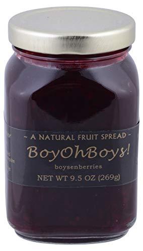 Mountain Fruit Company, Boysenberries Boyohboys, 9.5 Ounce ()
