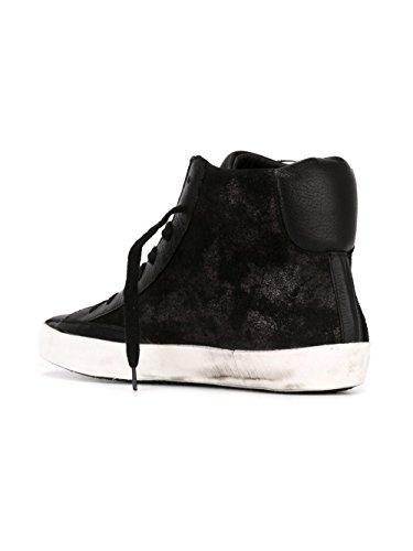Model Sneakers Donna Philippe Nero Clhdxm56 Camoscio Hi Top t6wwxdqv