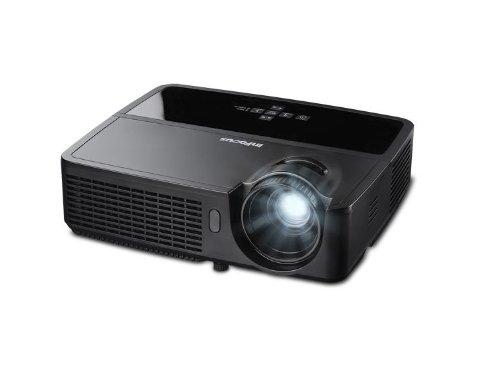 InFocus IN116 Portable DLP Projector, 3D ready, WXGA, 2700 Lumens by InFocus Corporation