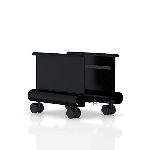 Herman Miller Mobile CPU Holder - Black Umber by Herman Miller