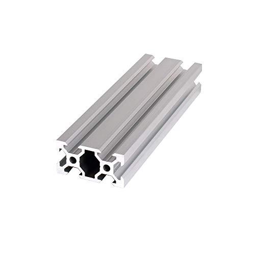 Linear Rail 4pcs 2040 400mm V-Slot European Standard Aluminum Profile Extrusion 3D Printer Parts
