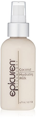 Epicuren Discovery Coconut Hydrating Milk, 4 Fl oz - Hydrating Coconut Milk